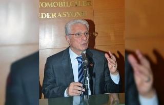 """TŞOF Başkanı Apaydın: """"Kış lastiği takmak..."""
