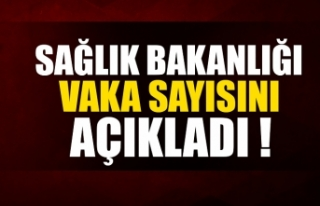 Türkiye'de son 24 saatte 4542 yeni hasta!