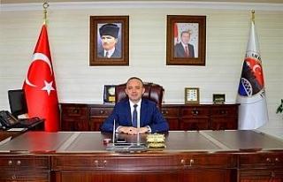 Vali Hüseyin Öner'in Öğretmenler Günü Mesajı