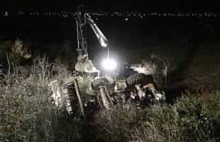 16 yaşındaki gencin öldüğü iş makinesi kazasına...
