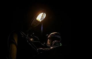 500 bin lamba ile sokaklar aydınlatılıyor