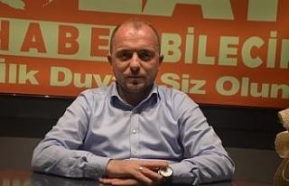 AK Parti Bilecik İl Başkanı Karabıyık'ın acı...