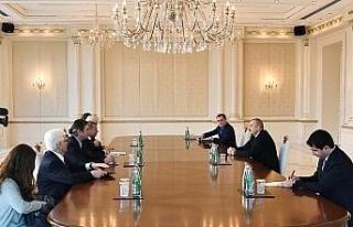 """Azerbaycan Cumhurbaşkanı Aliyev: """"Türk-Rus İzleme..."""