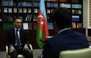 Azerbaycan Diaspora Komitesi Başkan Yardımcısı...