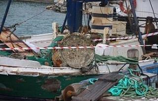 Balıkçıların ağına takılan cisim SAS komandolarını...