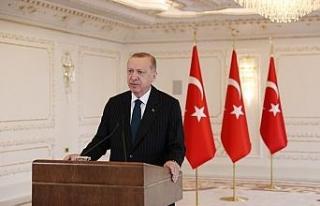 """Cumhurbaşkanı Erdoğan: """"Kiralarda düzenlemeye..."""