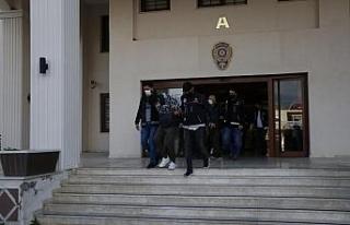Fethiye'de uyuşturucu tacirlerine şafak baskını