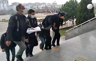 Fındık hırsızlığına 3 tutuklama