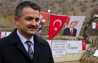 Gaziantep'in 30 yıllık su sorunu çözüldü