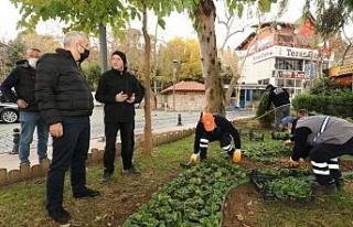 Gebze'de yeni çocuk parkları yapılıyor