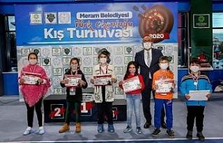 Geleneksel Türk Okçuluğu Kış Turnuvası sona...