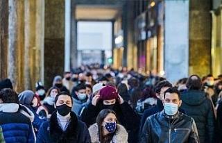 İtalya'da son 24 saatte korona virüsten 649 kişi...