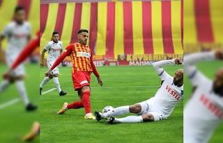 Kayserispor 7 maçtır kazanamıyor