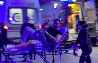 Kısıtlamada silahla vuruldu, hastanede yaptığı...