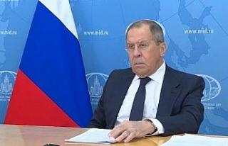 "Lavrov: ""Washington'un İran'a karşı kelimenin..."