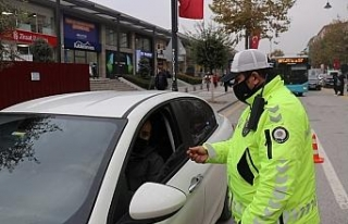 Malatya'da 41 kişiye sokağa çıkma cezası