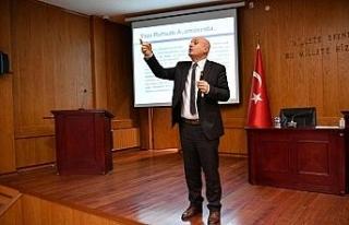 Mamak Belediyesi personeline imar mevzuatı hakkında...