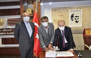 Mardin Organize Sanayi Bölgesi elektrik alt yapısı...