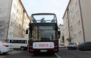 Nevşehir'de kısıtlamada sokak konserleri düzenlendi