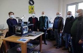 Sanayiciler Teknokent'i ziyaret etti