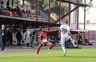 Süper Lig: A. Hatayspor: 1 - Fatih Karagümrük:...
