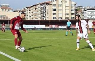 Süper Lig: A.Hatayspor: 1 - Fatih Karagümrük: 0...