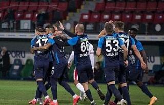 Süper Lig: Çaykur Rizespor: 1 - Göztepe: 0 (İlk...