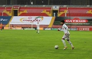 Süper Lig: Kayserispor: 0 - Trabzonspor: 0 (İlk...