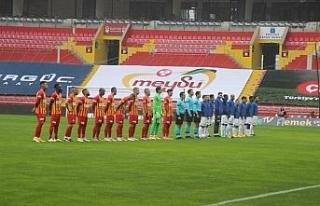 Süper Lig: Kayserispor: 0 - Trabzonspor: 0 (Maç...