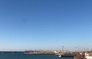 Türkiye'den Çin'e giden ilk ihracat treni Kazakistan'a...
