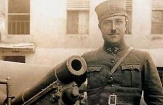 Yüzbaşı Mustafa Ertuğrul Aker'in ismi müzede...