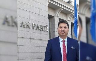 AK Parti Aydın İl Başkanlığı için Tanju Karaçancı...
