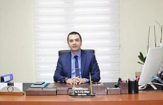 Aydın Devlet Hastanesi'nde yeni başhekim Türkkan...