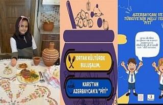 """Azerbaycan ve Türkiye'nin milli yemeği """"Piti""""..."""