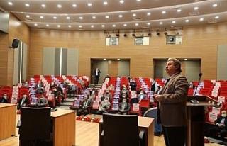 Başkan Palancıoğlu, MHP yönetim kuruluna 2020...