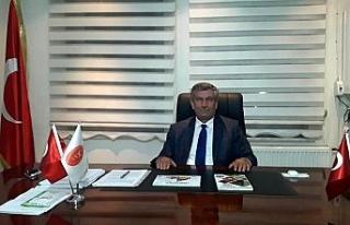 Başkan Prof. Dr. Akgül'den Sağlık Bakanı Fahrettin...
