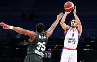 Basketbol Süper Ligi: Anadolu Efes: 91 - Bursaspor:...