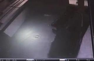 Çekmeköy'deki kuyumcu soygun girişiminin güvenlik...