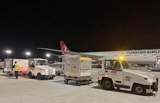 Çin aşısının ikinci partisi Türkiye'de