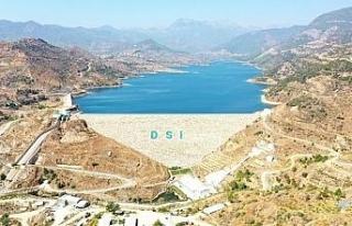"""DSİ Genel Müdürü Yıldız: """"Son 18 yılda Mersin'de..."""