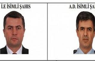 Firari eski emniyet müdürleri A.D. ve İ.E., FETÖ'nün...
