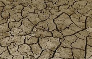 Gercüş Kırkat Gölünde kuraklık tehlikesi