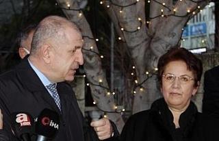 İYİ Parti Milletvekili Özdağ, il başkanlığı...
