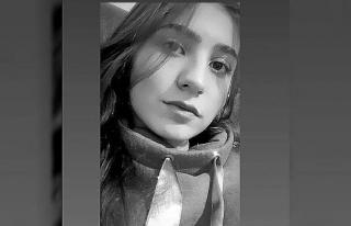 Kazada hayatını kaybeden lise öğrencisi Ayşe'nin...