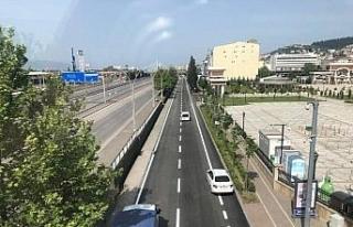 Kocaeli'nde 2020 yılında 67 kilometre yol, 115...