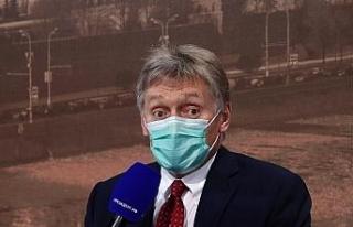 """Kremlin Sözcüsü Peskov: """"Biden'ın New START..."""