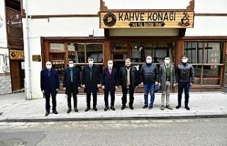 MHP'liler Çırmıhtı'daki restorasyon projelerini...
