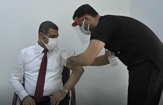 MHP'nin doktor vekili Muhittin Taşdoğan da korona...