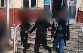 Nizip'te hırsızlık operasyonunda 7 gözaltı
