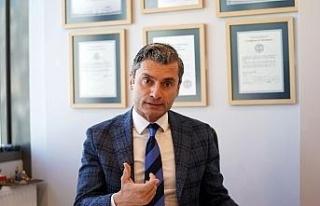 """(Özel haber) Dr. Utku Erdem Özer: """"Hem hastam..."""